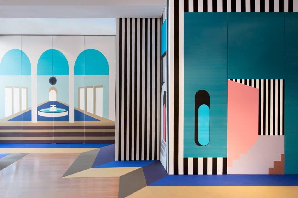 """""""Palazzo Stamskin"""" Un projet haut en couleur !"""